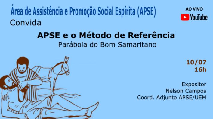 APSE e o Método de Referência – Parábola do Bom Samaritano